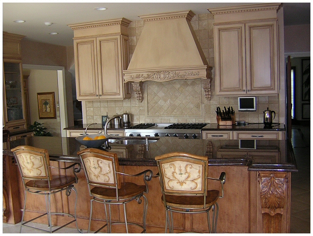 Hagerman kitchens llc traditional kitchens for Traditional kitchen meaning